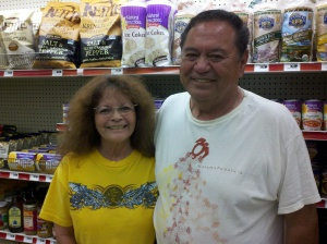 Robert Beck and Sister Wanda Pasco-Gionson